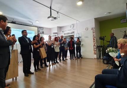 Επίσκεψη από τα κεντρικά γραφεία της εταιρείας Nuga Medical