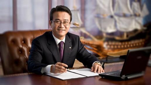 CHO SEUNG HYUN Ιστορία Προέδρου