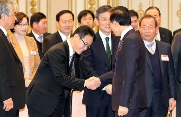 Επίσκεψη Αντιπροσώπου στην Κορέα το 2009