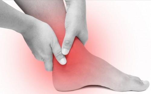 Η υγεία των ποδιών