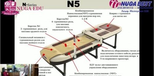 Κρεβάτι Ν5